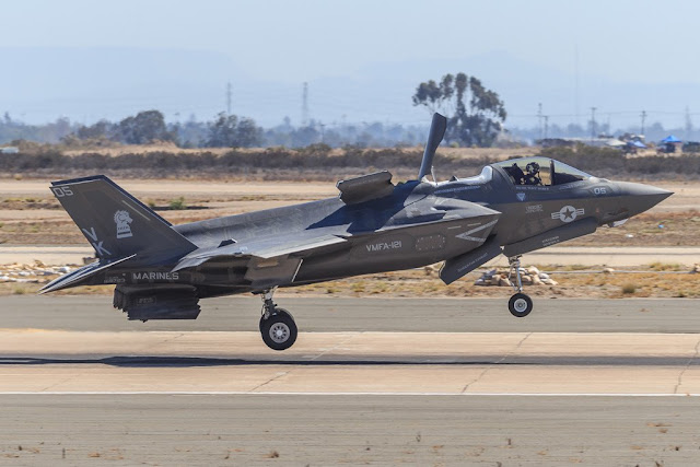 F35s LAND IN JAPAN, LAUNCH NEW AVIATION ERA