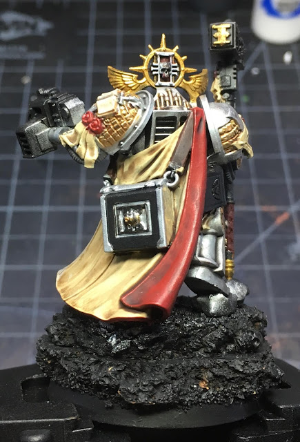 Grey Knights Grand Master Voldus WIP back