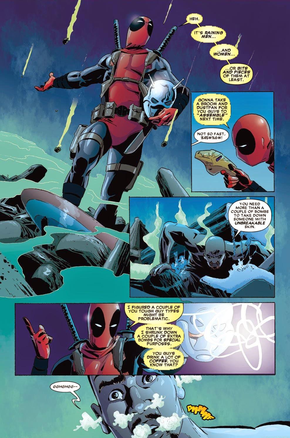 Deadpool Kills Marvel Pdf