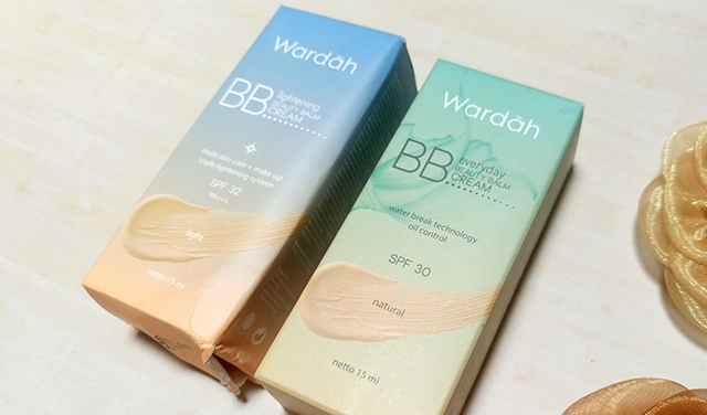 Review: Wardah Lightening & Everyday BB Cream (Light