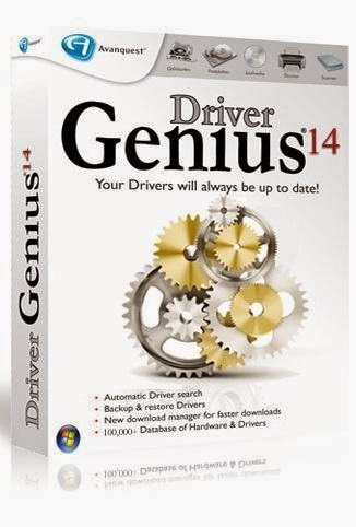 Driver Genius Professional v14.0.0.337 Full,Sao lưu Driver,phục hồi Driver,tự động tìm Driver và tải về