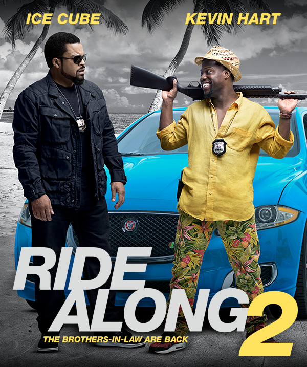 Ride Along 2 Kinox
