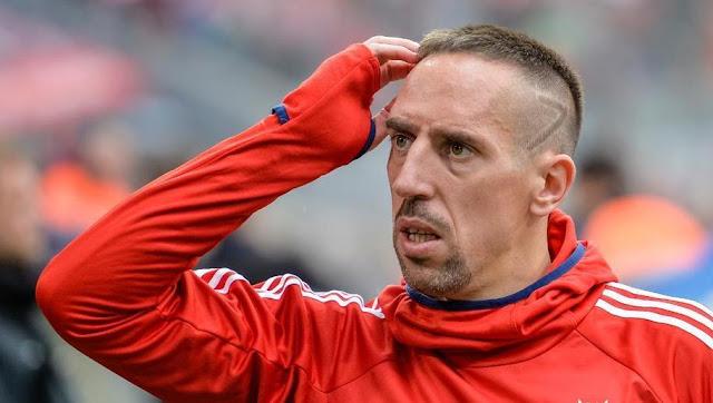 Ribéry troll Twitter