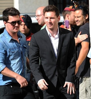 Messi, Father Jailed For 21yrs Over Tax Fraud