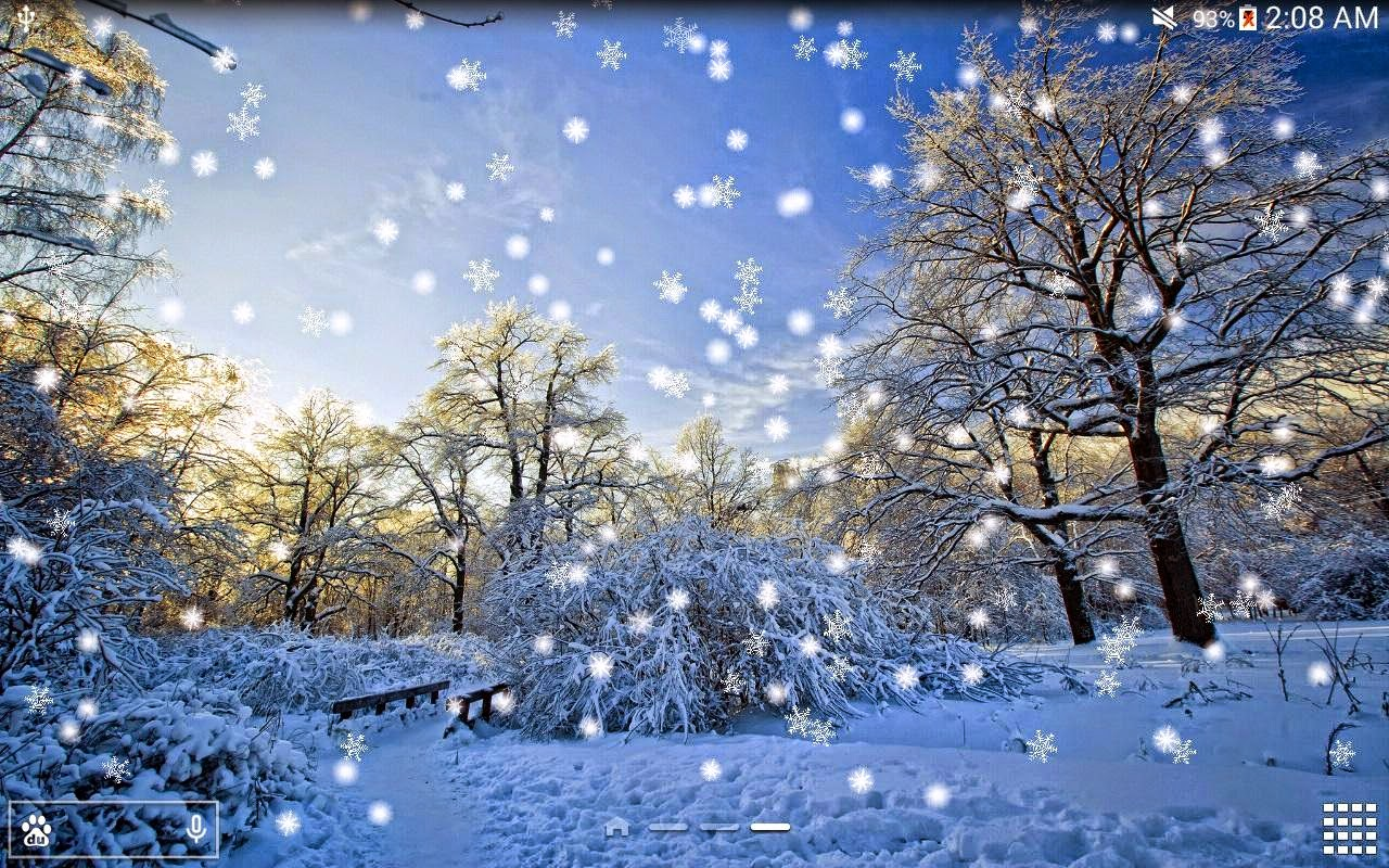 Snowfall Live Wallpaper Apk | Full HD Wallpapers
