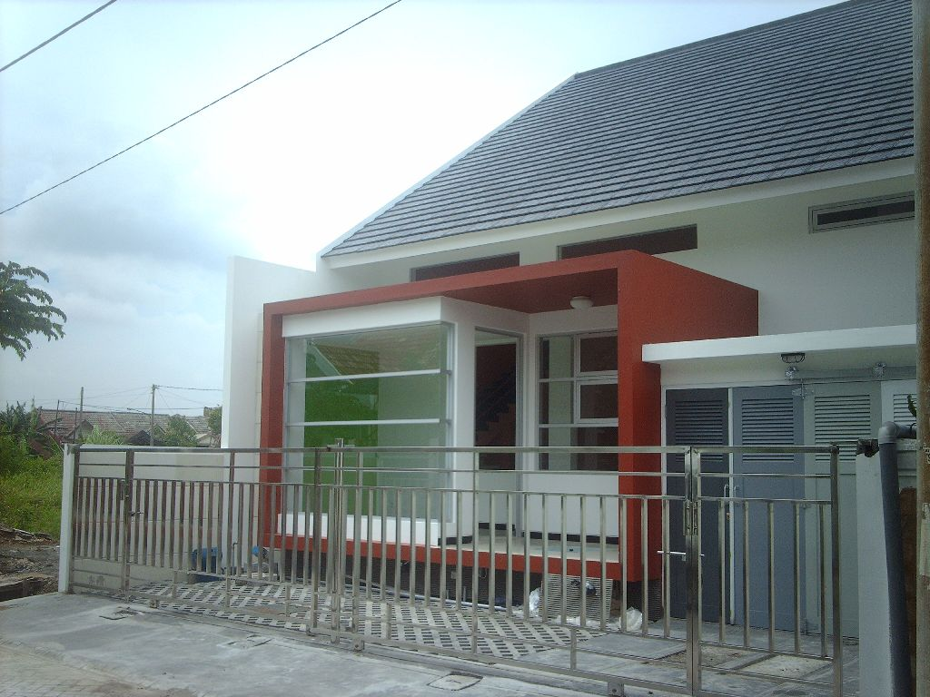 The split level house design simple but not ordinary