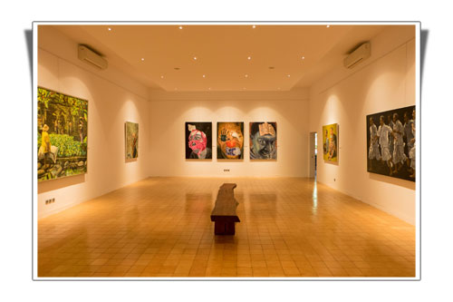 Exhibition of Treasure in Griya Art Gallery picture - Bali Tourism Info