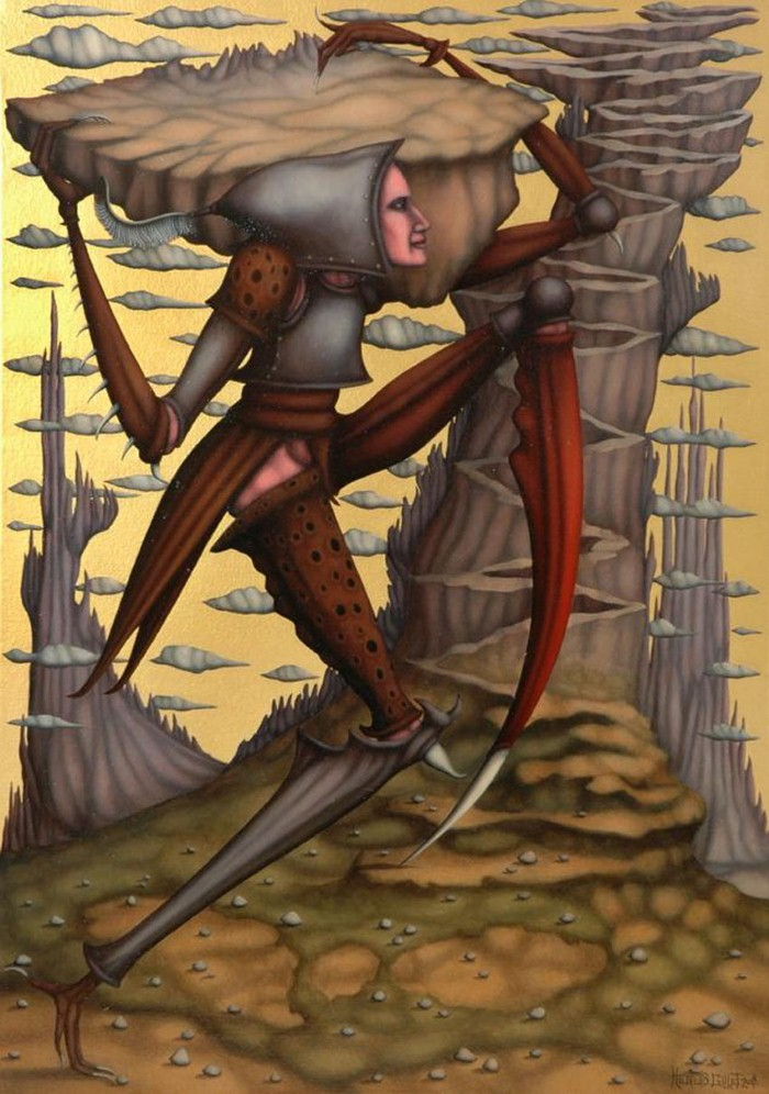 Ужасы древних мифов. Hugues Gillet 19
