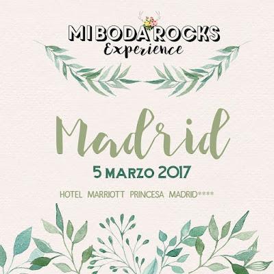 mi boda rocks experience madrid 5 marzo 2017