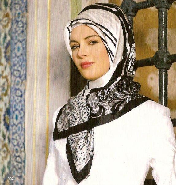 Hijabs At New York Fashion Week