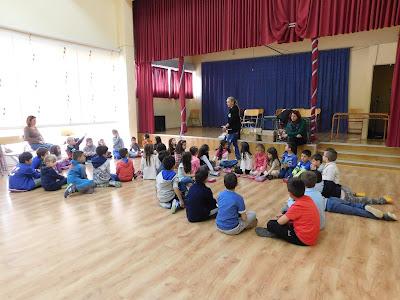 Επίσκεψη του Φορέα Διαχείρισης Καλαμά στο 3ο δημοτικό σχολείο Ηγουμενίτσας