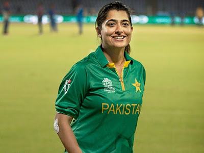 Sana Mir becomes Highest Wicket-Taking Spinner in Women's ODI