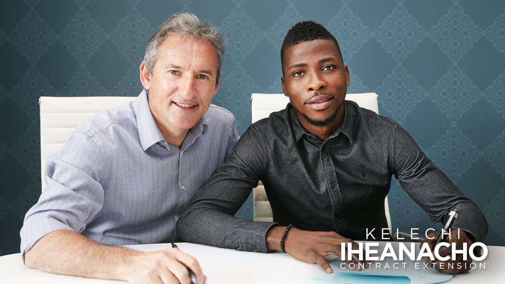 Iheanacho Sues Manchester City Lawyers