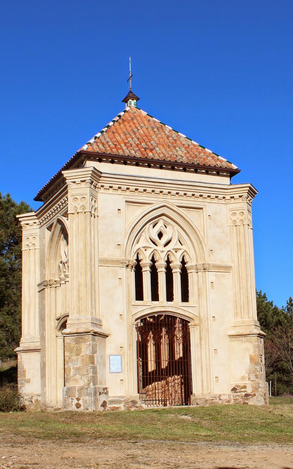 Ermita del Humilladero en Guadalupe
