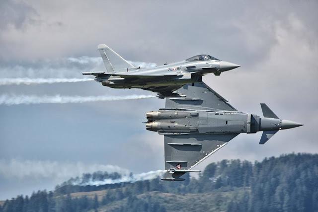 Airpower 2019 Zeltweg flying display