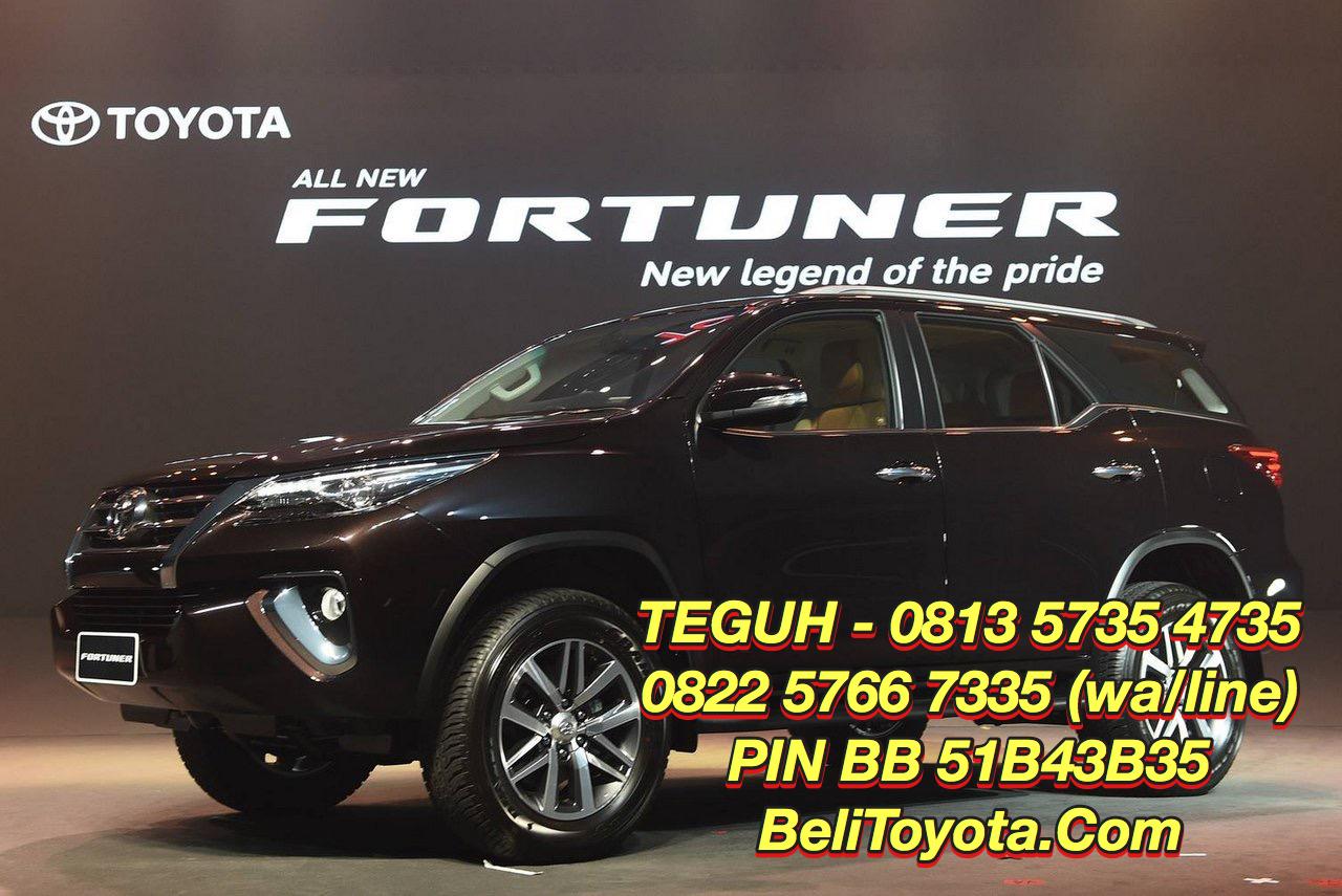 Spesifikasi All New Kijang Innova 2017 Jual Grand Avanza Bekas Harga Toyota Fortuner Di Surabaya Promo
