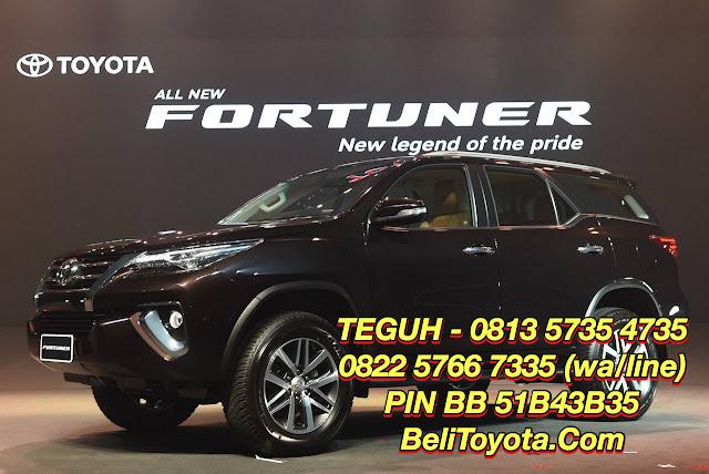 Promo Toyota All New Fortuner Surabaya