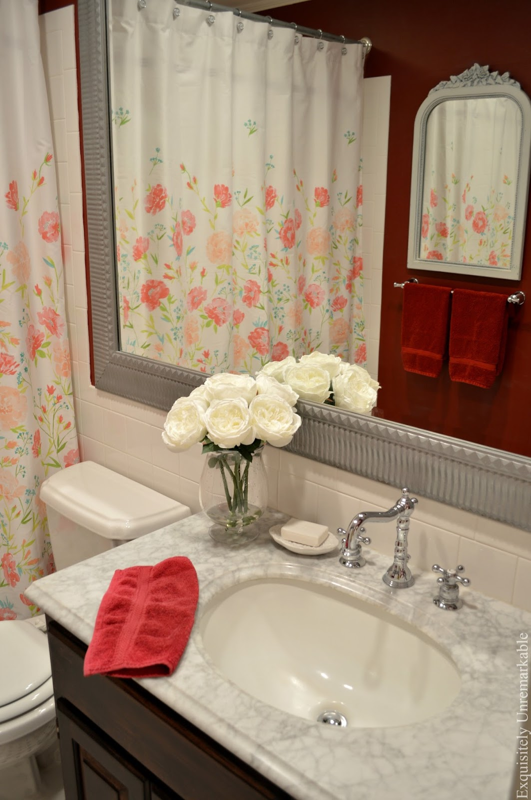 How To Update A Bathroom On A Tight Budget