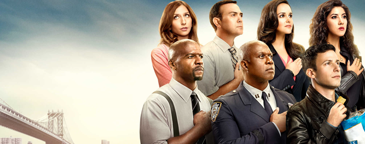 Brooklyn Nine-Nine Header