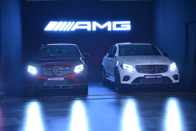 Mercedes-Benz India commemorates 50 Years of AMG globally; drives in the fascinating, agile and dynamic Mercedes-AMG GLC 43 4MATIC Coupé