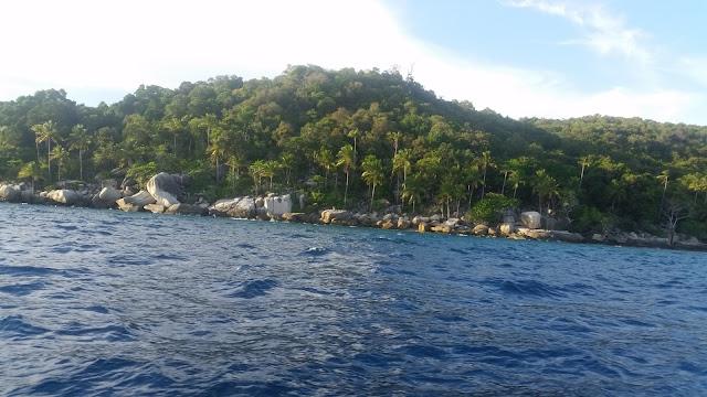 Pulau Murai Anambas Kepri