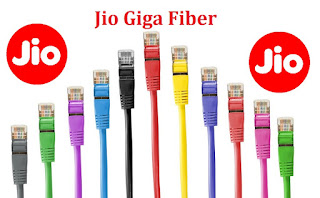 What is JioGigaFiber?