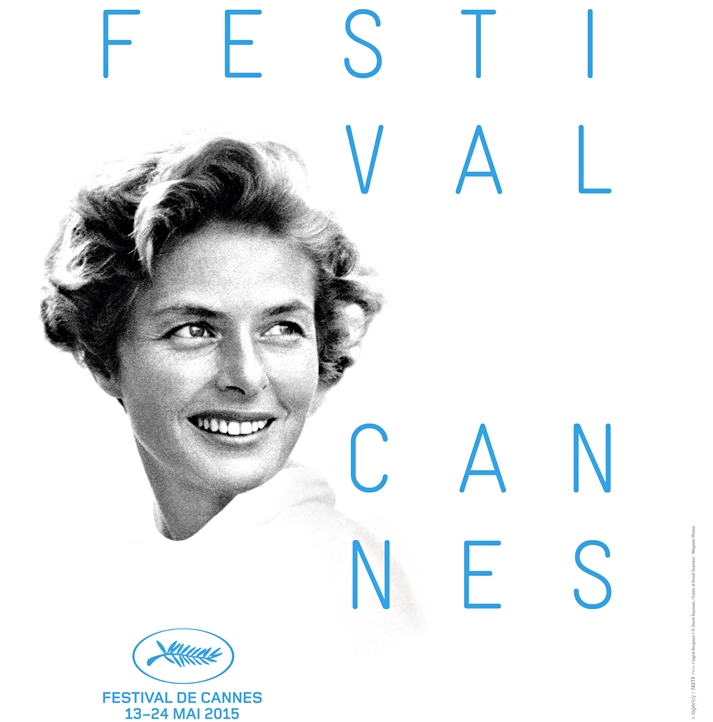 Cannes 2015 póster