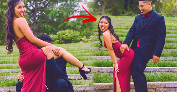 News Today This Couple Decided To Make These Poses In Front Of The Photographer For Their Wedding Photos And It Was A Nightmare News Paper