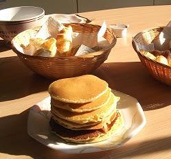 Pancakes - http://prendre-le-temps-de-ralentir.blogspot.fr/