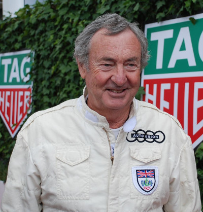 Pink Floyd drummer Nick Mason wrecks his multi-million dollar McLaren
