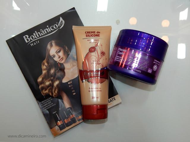 Parceria Bothânico Hair + Recebidos