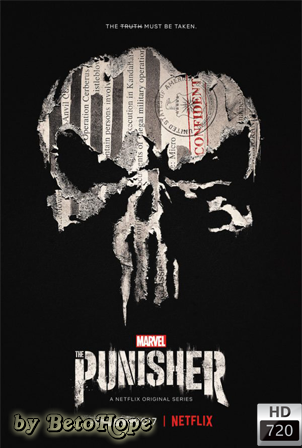 The Punisher Temporada 1 [720p] [Latino-Ingles] [MEGA]