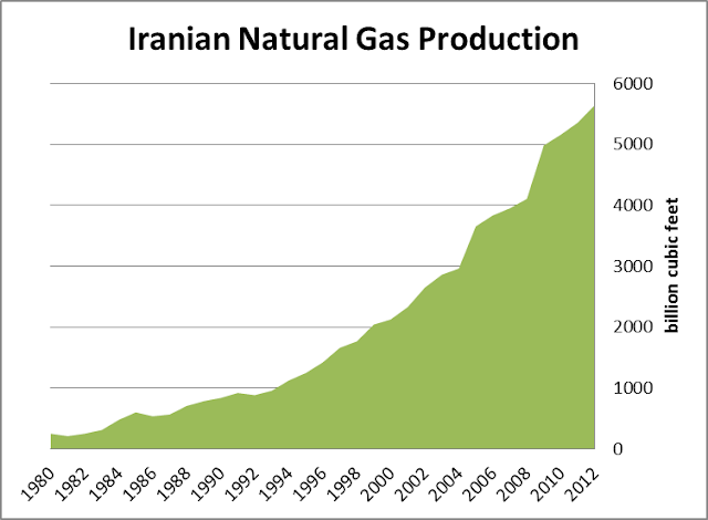 THINK TANK | The Iranian Oil and Gas Industry Review by Fareed Mohamedi