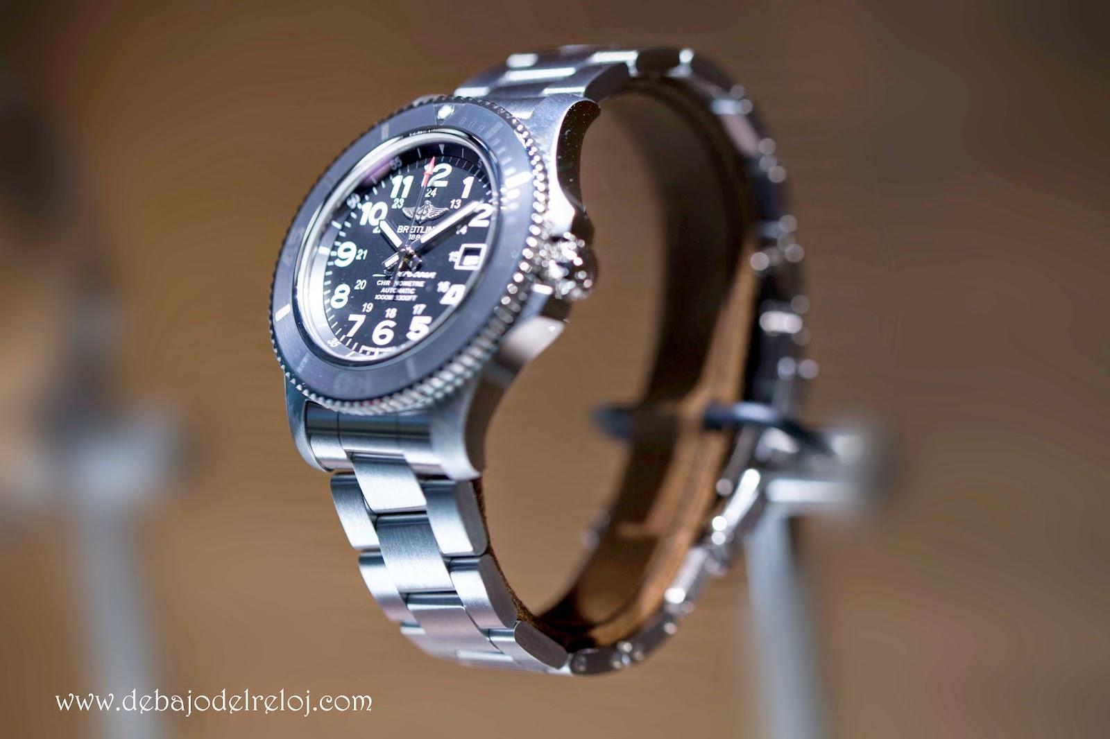 Breitling en basel 20159