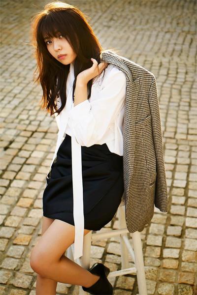 Yui Kobayashi 小林由依, MODELPRESS 2019年3月13日