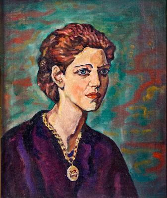 Autoportrait (1935), Juanita Guccione