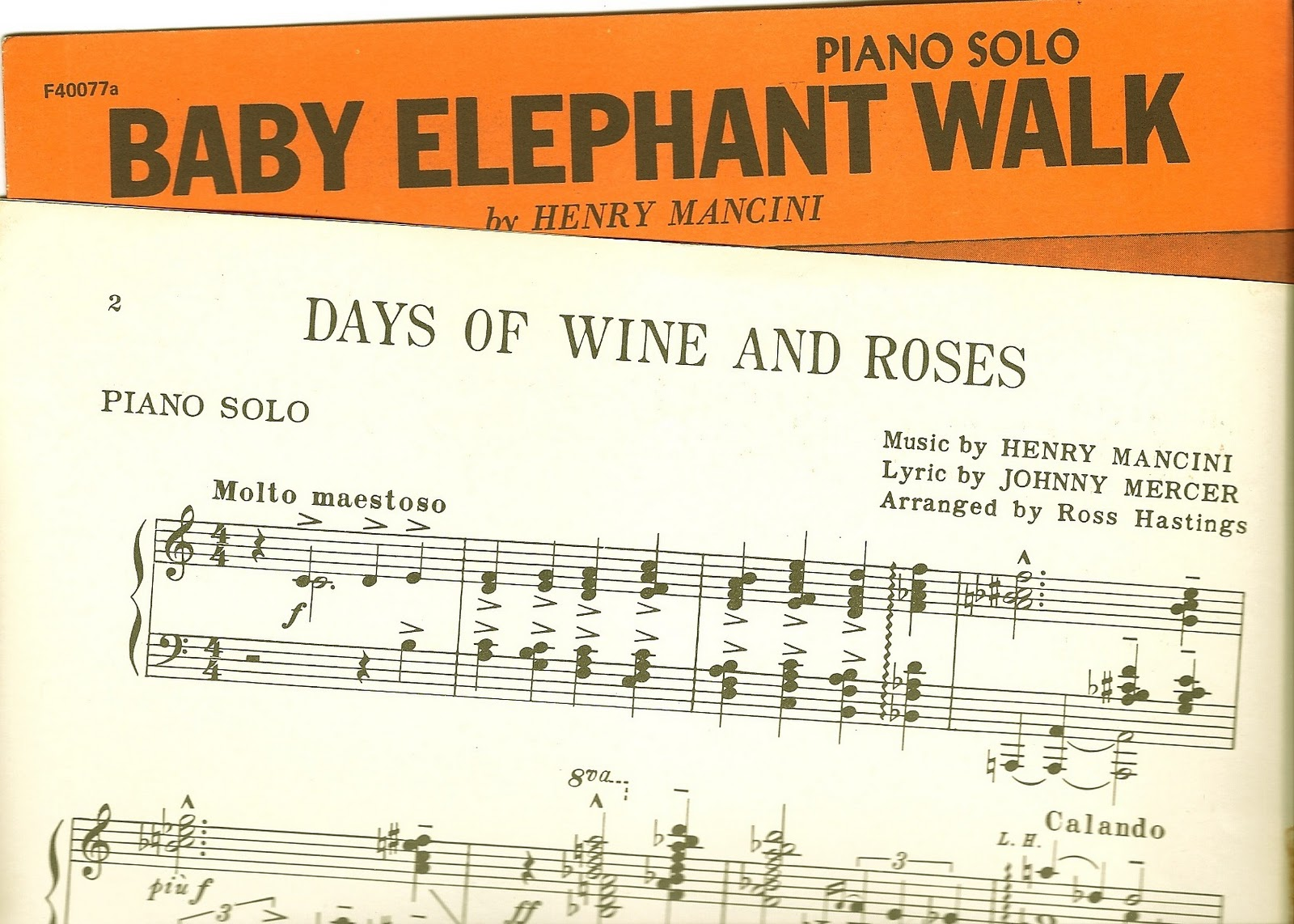 ALICE'S ARCHIVES: HENRY MANCINI: '60s Cool Comes to Kalamazoo