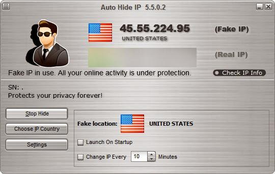 Get Auto Hide IP Free