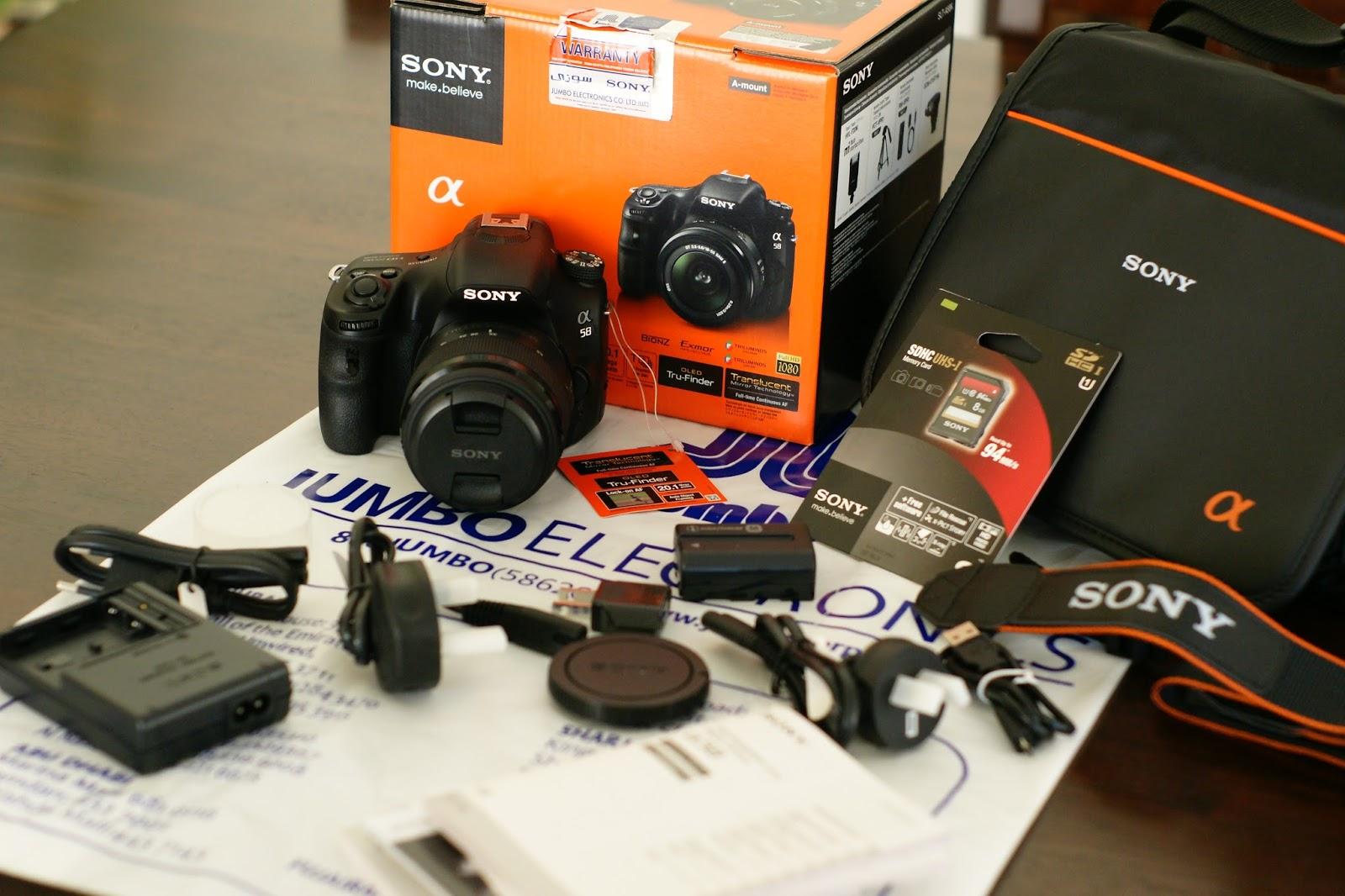 My New Camera; a58
