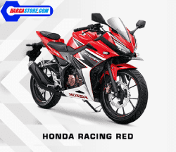 Honda CBR150R Racing Red