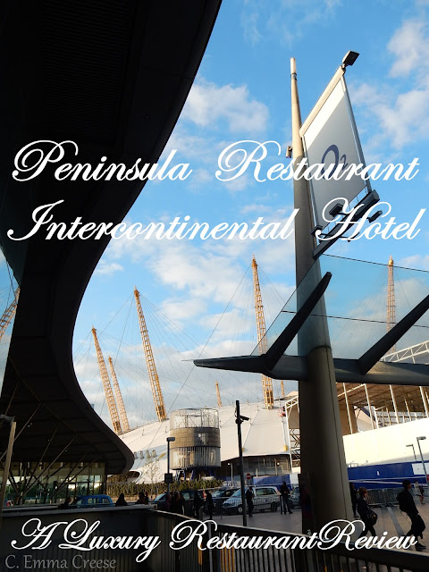 Peninsula Restaurant Review at the Intercontinental Hotel: Adventures of a London Kiwi