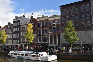 Anne Frank House, 29 Prinsengracht, Amsterdam, The Netherlands