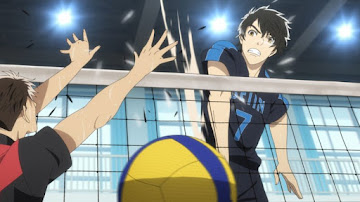 2.43: Seiin Koukou Danshi Volley-bu Episode 7