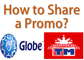 Globe, TM, Touch Mobile, Share a Promo, GoSurf
