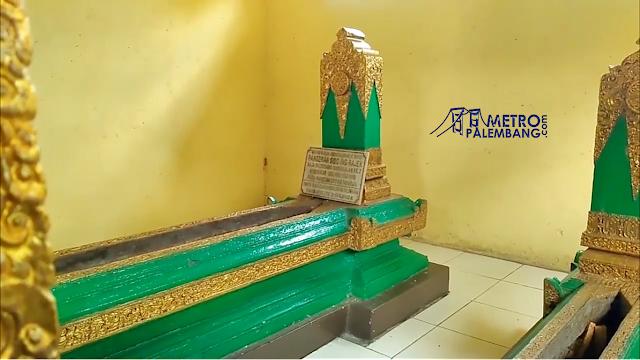 Makam Raja Palembang Darussalam