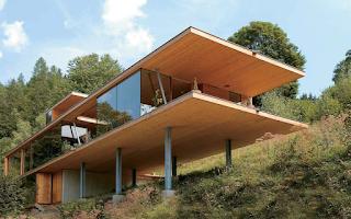casa em madeira clt