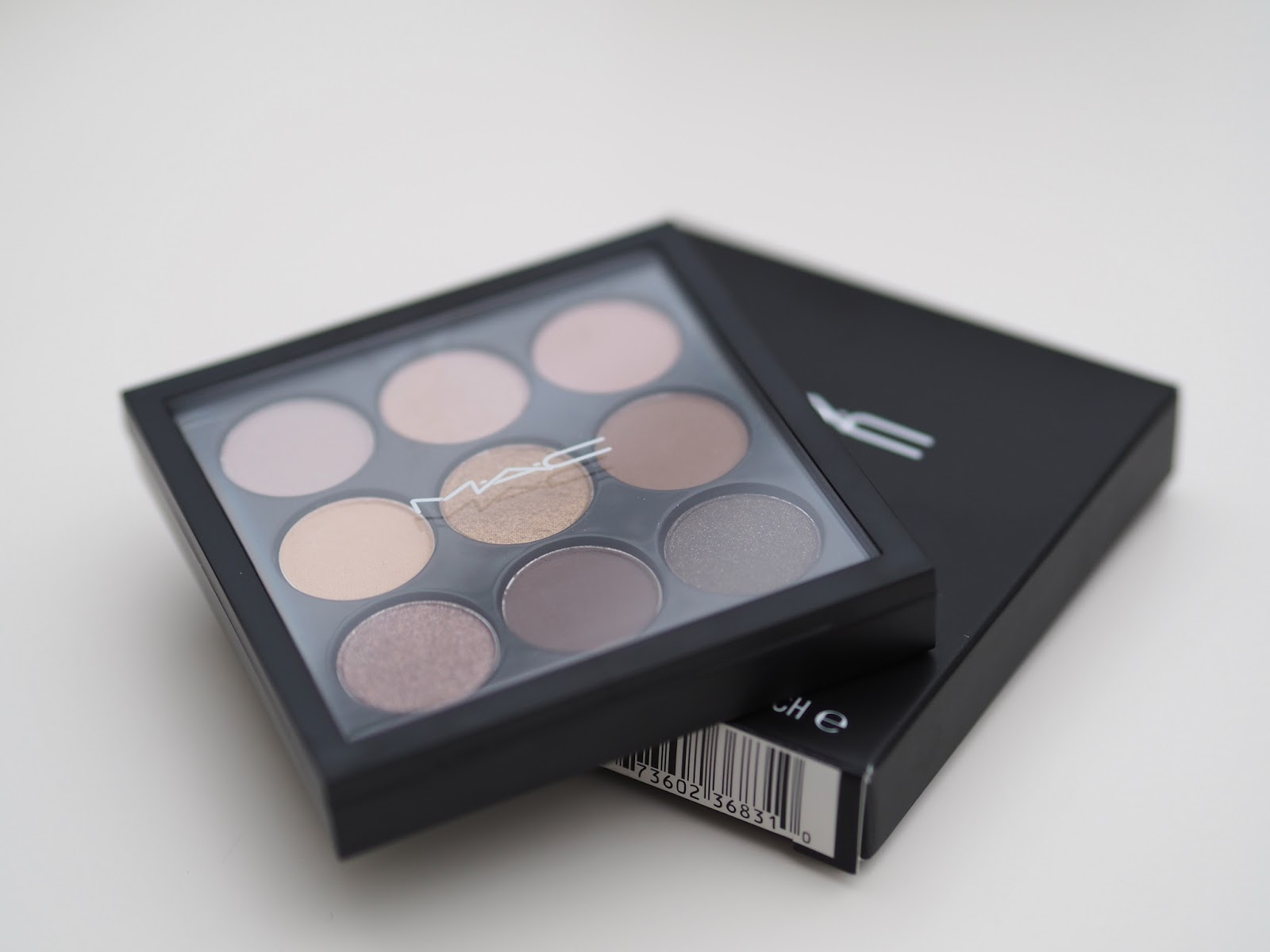 MAC Eyeshadow Palette in 'Amber Times Nine'