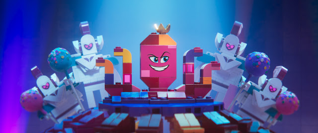 Tiffany Haddish in The Lego Movie 2: The Second Part (2019)
