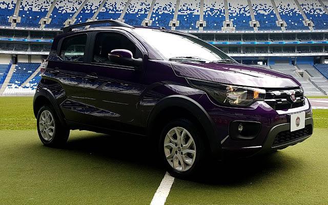 Fiat Mobi: 7 anos de garantia e preço de R$ 23 mil - México