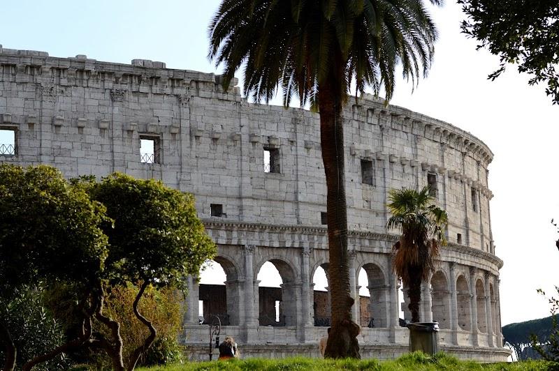 По улиците на Рим